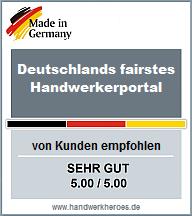 Handwerkheroes · Deutschlands fairstes Handwerkerportal